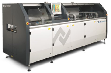 New Selective soldering and Reflow system
