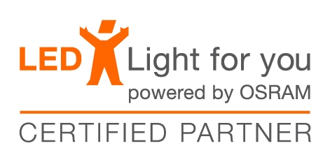 LED, Light for you, powered by OSRAM